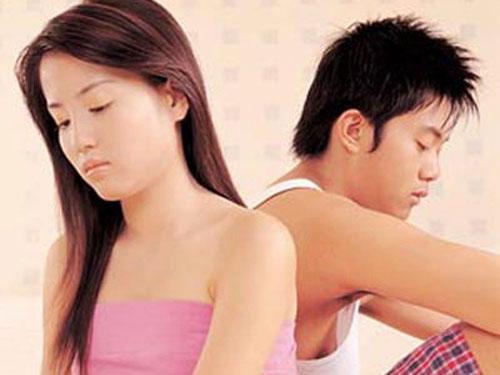 Bị bệnh tình dục có thể biểu hiện lên mặt