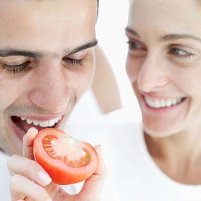 Cà chua giúp đàn ông tăng khả năng sinh sản