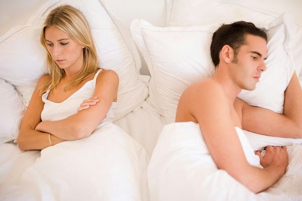 Đa số nam giới bị yếu sinh lý không chia sẻ với vợ